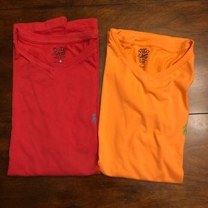 Polo Ralph Lauren V Neck T Shirt Bundle